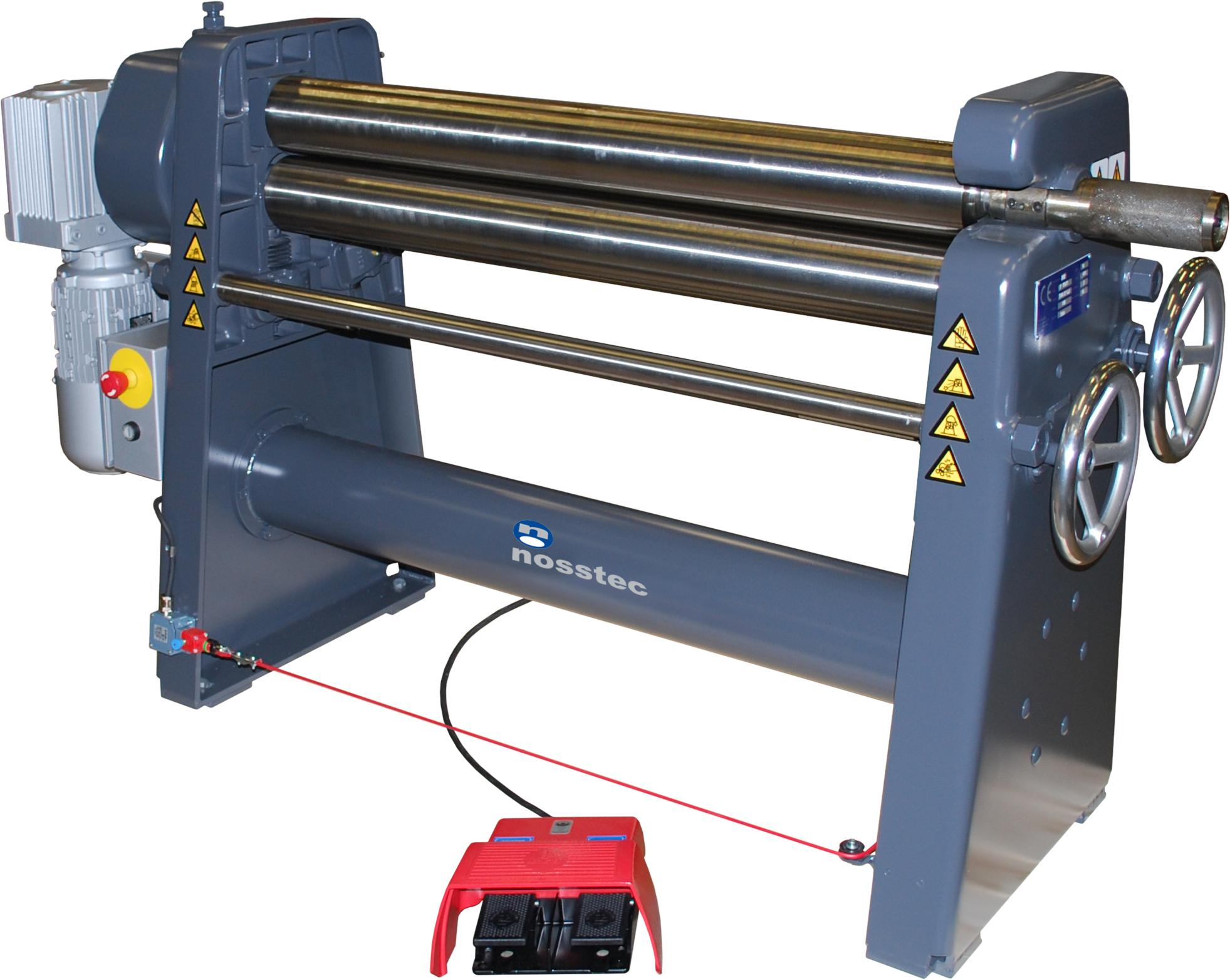 rolls machine